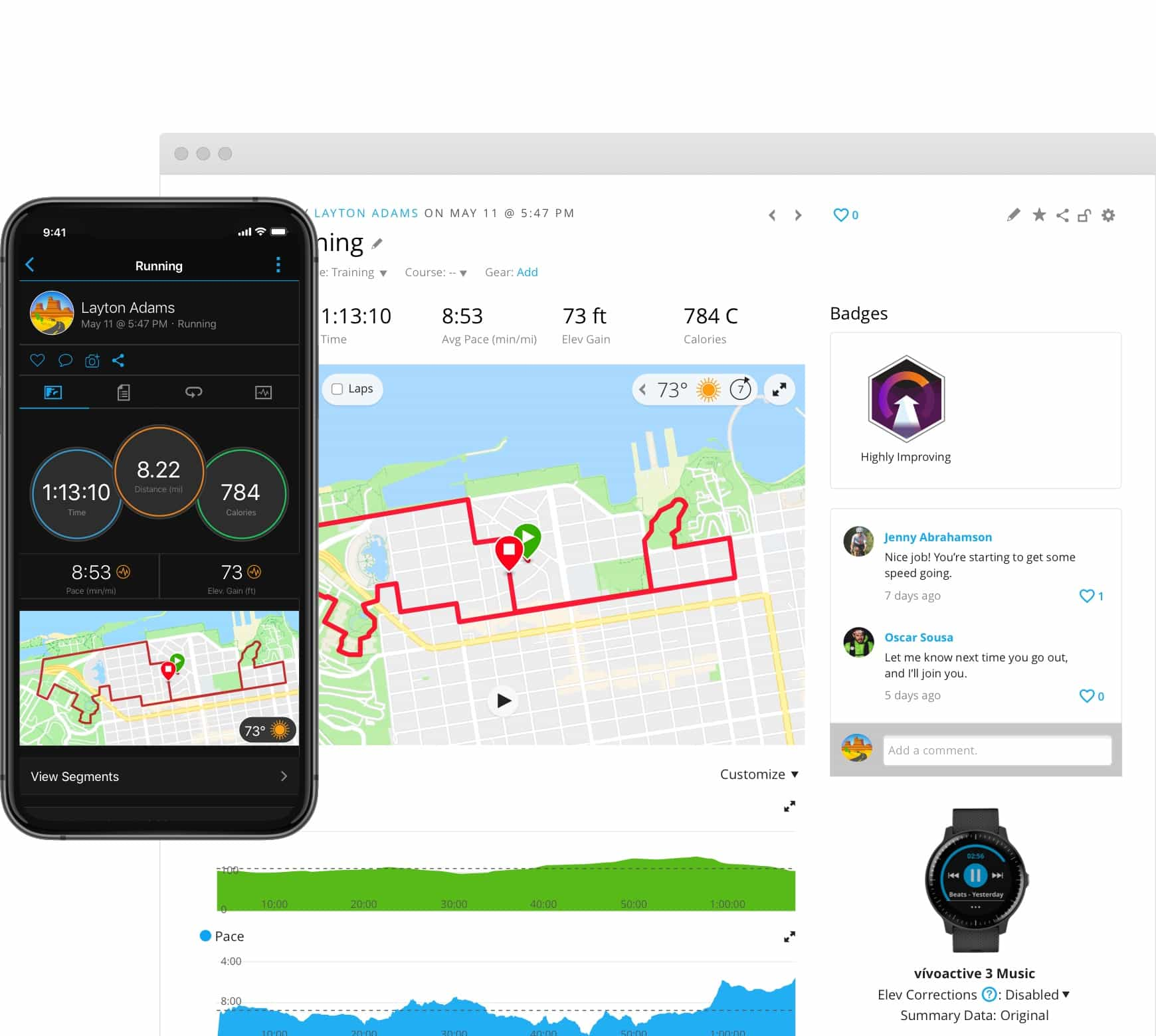 Garmin Connect | Free Online Fitness Community